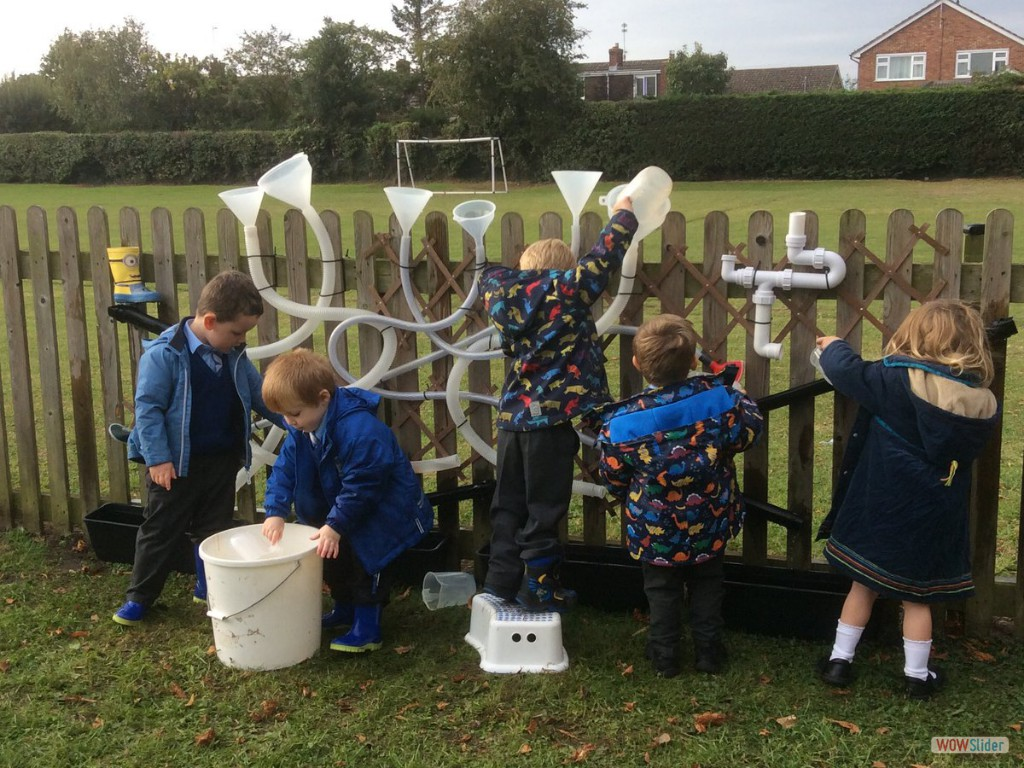 Nursery Water Play